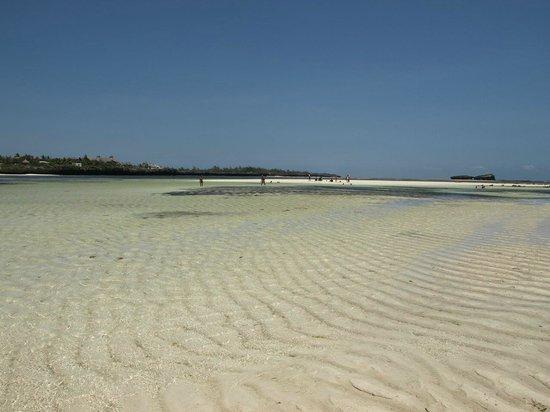 Seven Islands Resort: lingua di sabbia