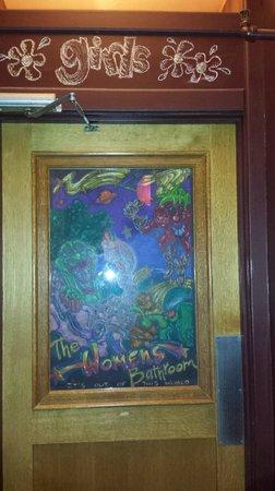 Side Door Cafe and Eden Hall: Girls Room