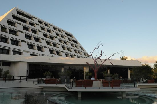 Grand Oasis Cancun : Where we stayed in
