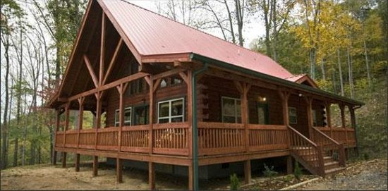 West Oak Bed & Breakfast: LUXURY SMOKEY MOUNTAIN VACATION RENTAL WITH A VIEW