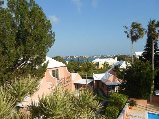 Fourways Inn : Balcony view