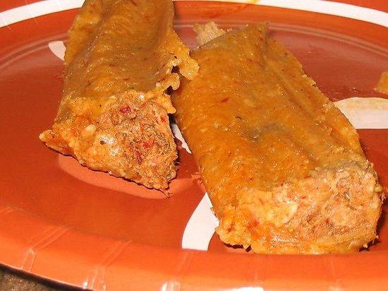 "Mi Casa Tamales: ""Hog Legs"""
