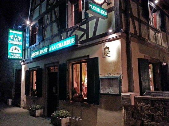 A LA CHARRUE, Breuschwickersheim