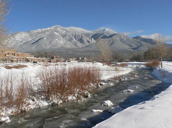 Adobe and Pines Inn B&B : Taos