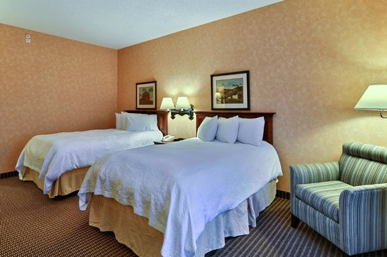 Hampton Inn & Suites Williamsburg Square: Double Room