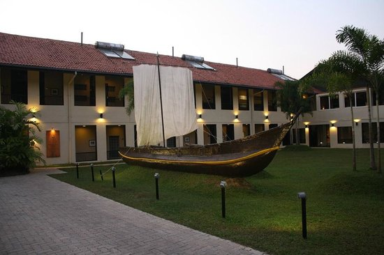 The Surf Hotel : Eingang
