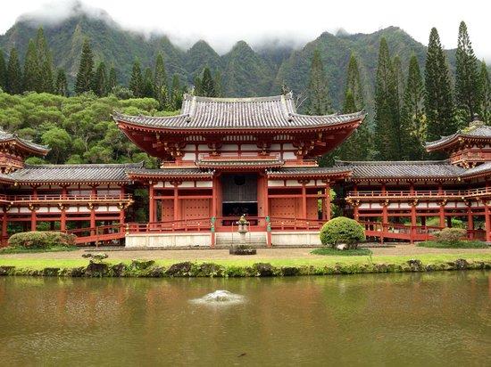 Nau Wale No Tours of Oahu: Buddist Temple
