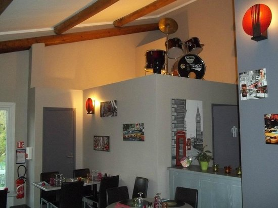 Le Maguy's : Salle