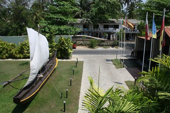 The Surf Hotel: Eingang