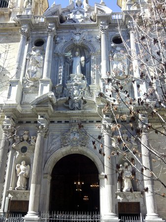 Basílica de San Juan de Dios .Granada