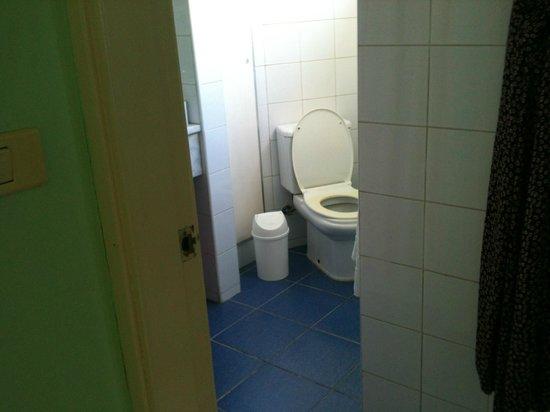 Hotel Palma Real: Toilet vue