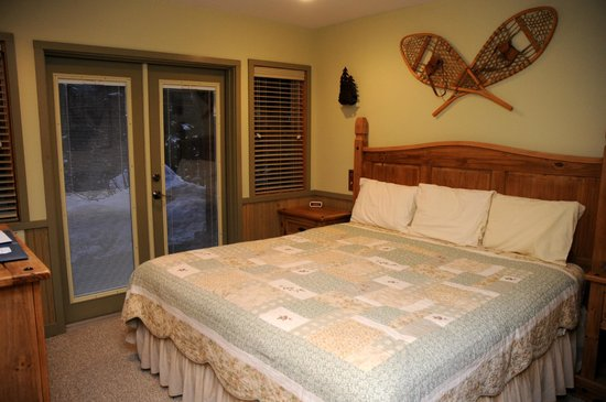 Woodspur Lodge : bedroom