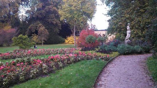 Potsdam's Gardens: Potsdam, Berlín , Alemania. Parque Sanssouci, Jardines.