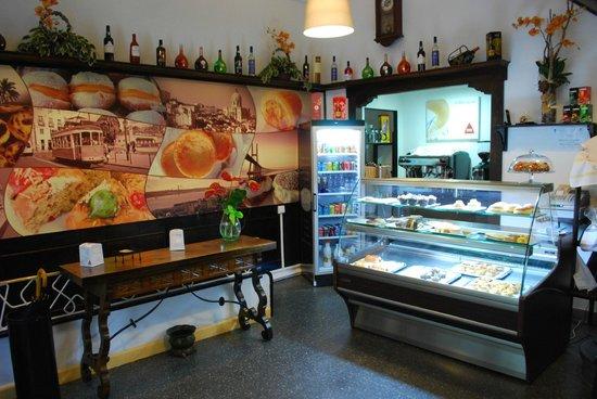 Pasteleria Lisboa