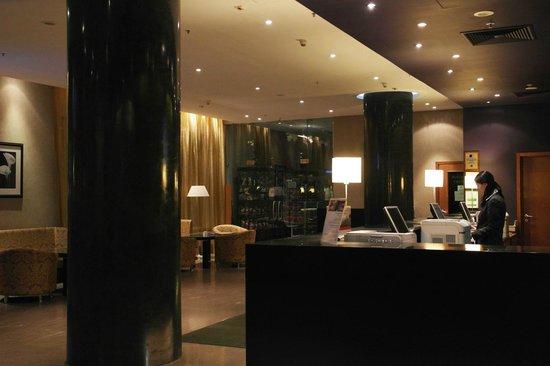 Holiday Inn Moscow Suschevsky : Reception