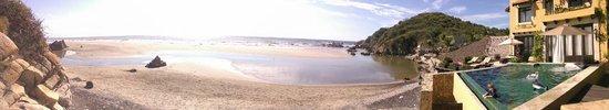 Villa Escondida: Bocana Beach