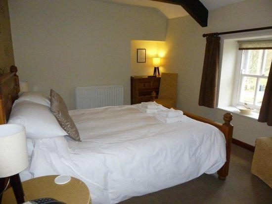 The Charles Bathurst Inn: Bedroom at the CB Inn