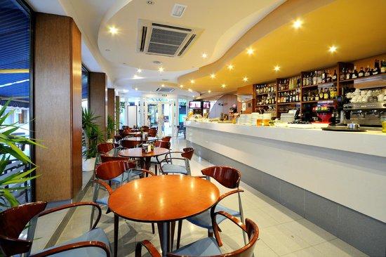Hotel Ramblamar: Cafeteria
