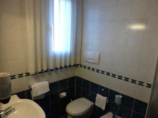 Hotel Aqua: il bagno