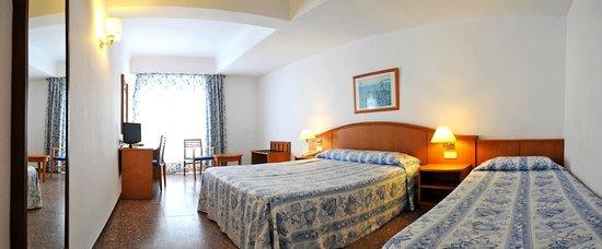 Hotel Ramblamar : Habitación