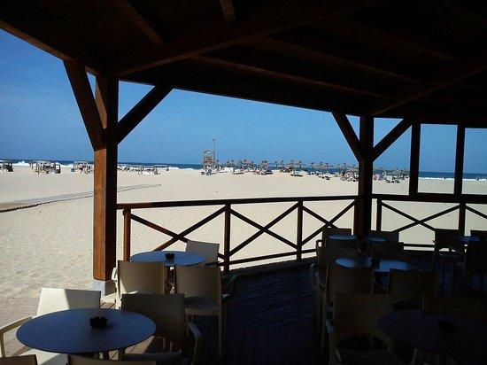 IBEROSTAR Club Boa Vista: Bar da praia