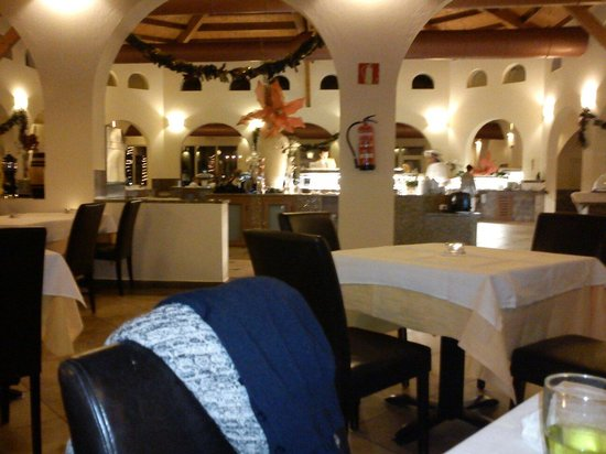 IBEROSTAR Club Boa Vista : Restaurante do hotel