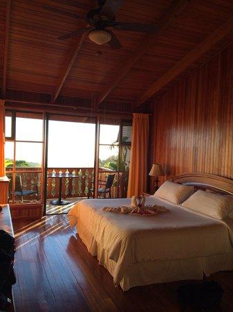 Hotel Belmar : Peninsula superior room