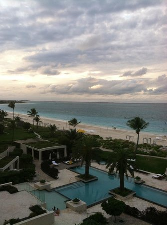 Grace Bay Club : Estate Pool/Krave Bar