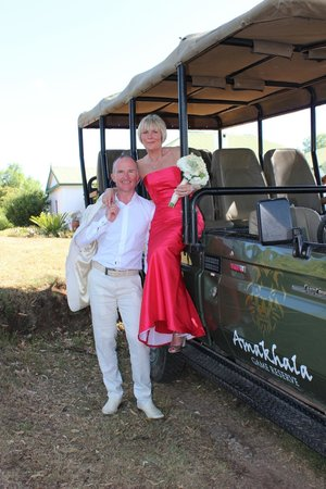 Leeuwenbosch Country House: Mr & Mrs