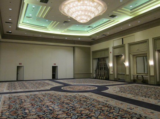 Grand Wailea - A Waldorf Astoria Resort: one of their smaller multifunction ball rooms