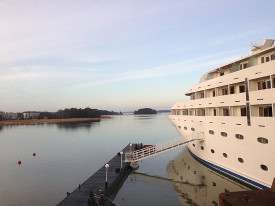 The Naantali Spa: A view from the Hotel
