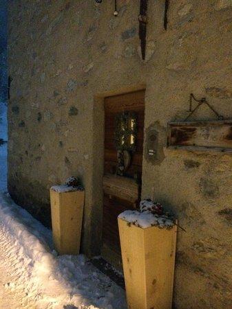 Il Rustico: L'ingresso