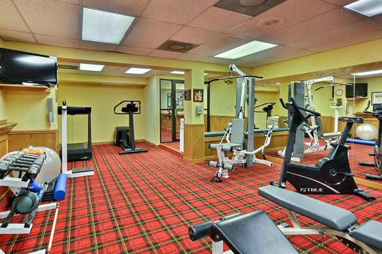 Toftrees Golf Resort : Fitness Center