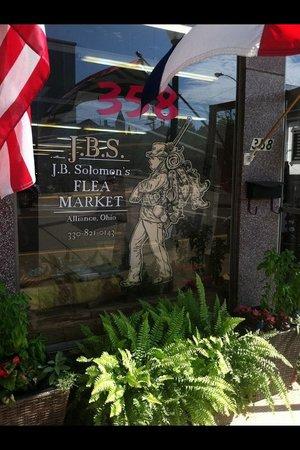 J.B. Solomon's Flea Market