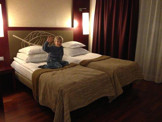 Nordic Hotel Forum : Standard twin