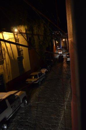 Al Son de los Santos: Así se ve desde el balcón