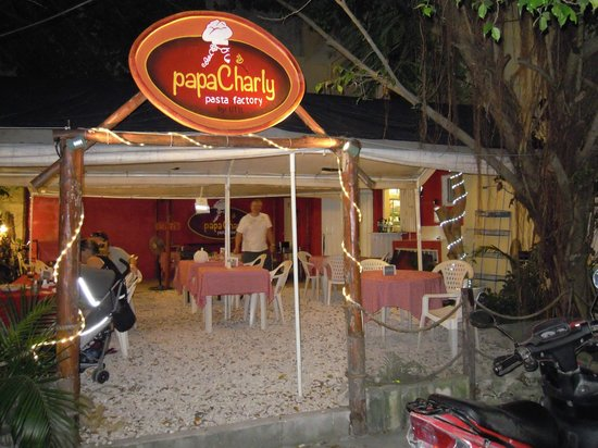 PapaCharly Pasta Factory : Un petit coin d'Italie