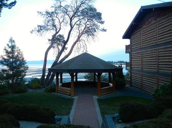 Tigh-Na-Mara Resort : The gazebo where we were married