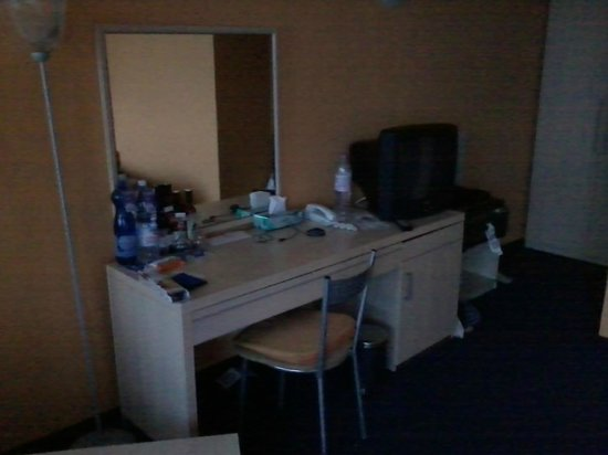 INTERNATIONAL Hotel Casino & Tower Suites: Room