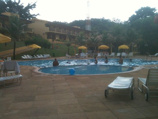 Hotel Fazenda Saint Nicolas : Piscinas