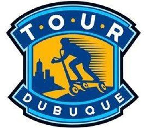 Tour Dubuque Day Tours: Logo