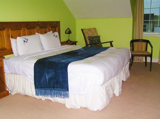 Avonmore House: Room with Kingsize Bed