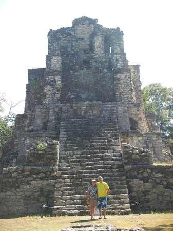 Community Tours Sian Ka'an: Muyil Archaeological site
