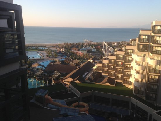 Limak Lara De Luxe Hotel&Resort: View from room
