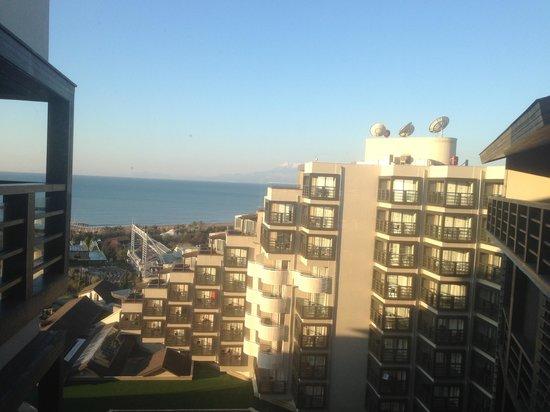 Limak Lara De Luxe Hotel&Resort: Lovely view