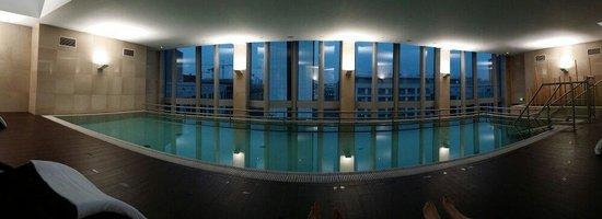 Eurostars Berlin Hotel: Small pool