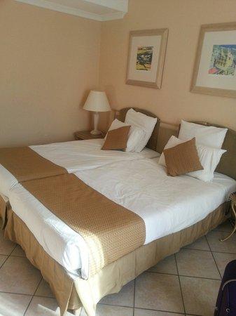 Maritim Antonine Hotel & Spa : Twin room