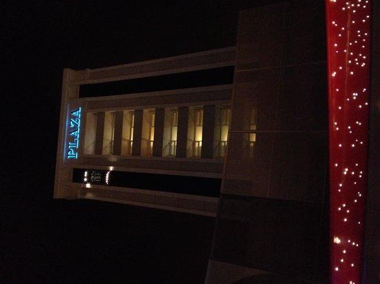 Panoramic Hotel Plaza: Ascensore panoramico