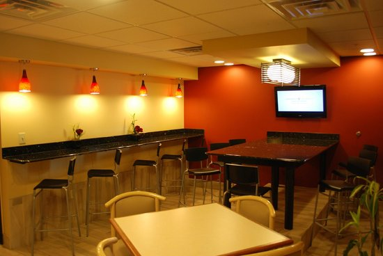 Comfort Inn: breakfast Dinning Area