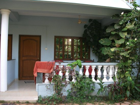 Tanisha Guest House: Our apartment